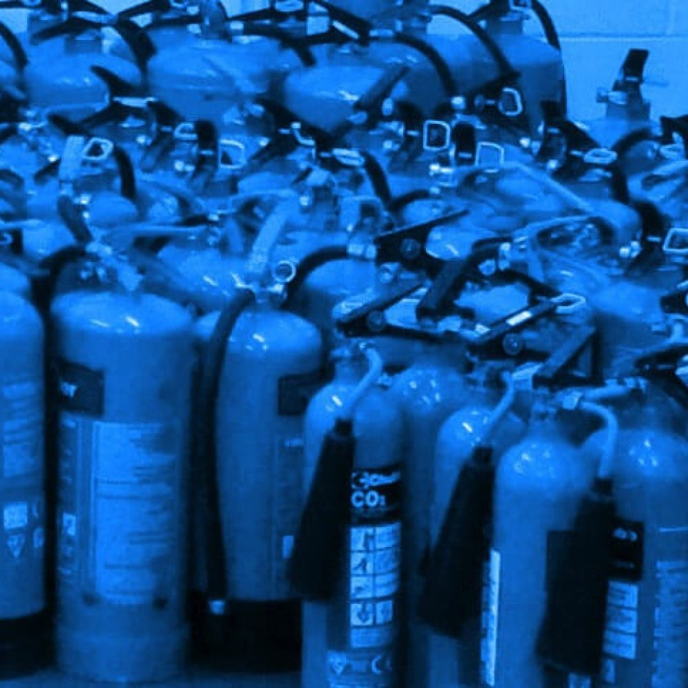 Triangle-Fire-Safety-Fire-Extinguisher-Hire-Stock